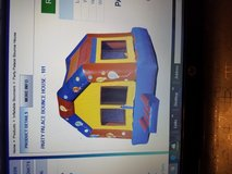 Commercial bounce house for sale in Naperville, Illinois