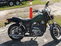 1986 Honda Shadow 500 in Camp Lejeune, North Carolina