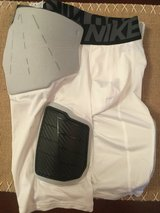 Nike Pro Compression Football Shorts size adult medium in Naperville, Illinois