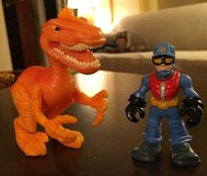 Playskool Dino & Tracker in Chicago, Illinois