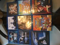 Set of 9 blu rays in Warner Robins, Georgia