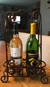 Wine holder ( wine not included ??) in Plainfield, Illinois