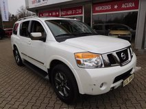 2014 Nissan Armada Platinum in Ramstein, Germany