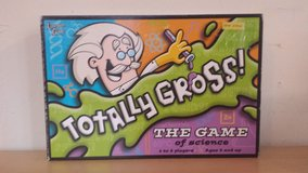 Totally Gross Board Game - Never Played in Plainfield, Illinois