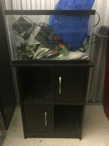 Fish Tank, Stand & Accessories in Chicago, Illinois