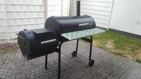 "CharBroil Slow ""Smoker/Grill"" Combo in Ramstein, Germany"
