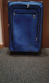 Delsey Blue Luggage Case in Okinawa, Japan