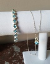 Blue Topaz Necklace in Bolling AFB, DC