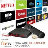 Amazon Fire TV 2nd Gen Box w/4K  KODI Mobdro for movies/tv shows/sports/music in Okinawa, Japan