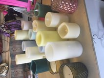Flameless candles $5 each in Fort Bragg, North Carolina