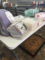 Comforters, beadspread a and down blankets $50 each in Fort Bragg, North Carolina