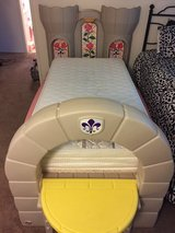 Princess Castle Twin Bed in Fairfield, California