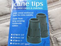 Cane Tips package of 2 in Aurora, Illinois