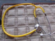 Yellow Stethoscope in Aurora, Illinois