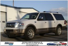 2013 Ford Expedition EL King Ranch 25k miles SUV 8 RWD in Jacksonville, Florida
