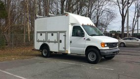2007 Ford Econoline Commercial Cutaway Truck 8 RWD in Jacksonville, Florida