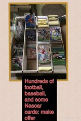 Random sports cards in Miramar, California