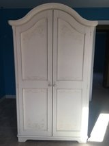 Armoire - girls room in Glendale Heights, Illinois