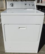 DRYER- WHIRLPOOL SUPER CAPACITY PLUS GAS WITH WARRANTY(FINANCING) in Camp Pendleton, California