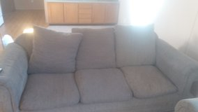 Couch and loveseat in Fort Leonard Wood, Missouri