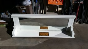 Headboard/Fireplace Mantel from Antique Piano in Alamogordo, New Mexico