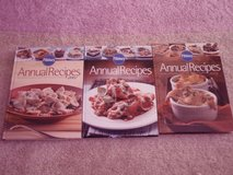Pillsbury Annual Recipes cookbooks in Camp Lejeune, North Carolina
