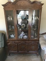 China Cabinet/Hutch Make Offer!! in Fort Rucker, Alabama