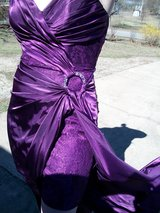 Purple MeProm by Moonlight Dress in Fort Leonard Wood, Missouri