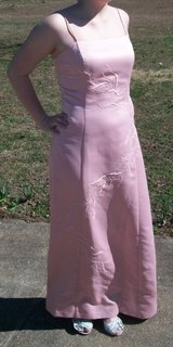 Pink Prom Dress in Fort Leonard Wood, Missouri