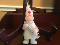 "northern lights handcrafted ""Nurse"" candle in Kingwood, Texas"