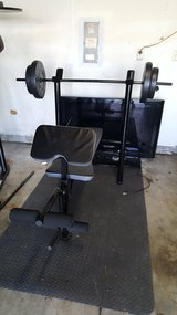 Weight Bench in Fairfield, California