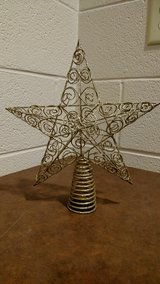 Christmas Tree Star Topper in Fort Campbell, Kentucky
