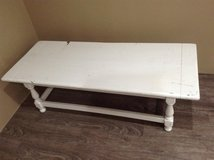 Antique Solid Wood Coffee Table in CyFair, Texas