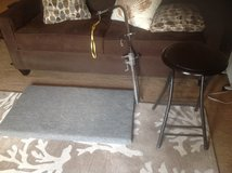 Grooming Table Top with Grooming Arm & Stool in Camp Lejeune, North Carolina