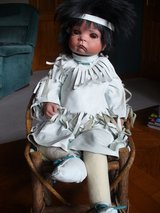 Native American Doll Collection in Elgin, Illinois
