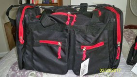 New CRG Prestige Duffle bag and two sided commodity bag in Fairfield, California