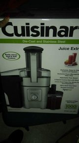 Cuisine art juicer! in Fort Campbell, Kentucky