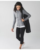 NEW LULULEMON heathered slate gray define jacket size 2 SOLD OUT in Glendale Heights, Illinois