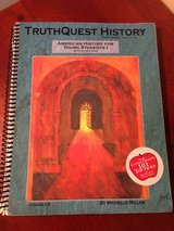 Truthquest History- American history for young people volume 1 in Aurora, Illinois