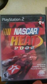Play station 2 NASCAR HEAT 2002 in Yucca Valley, California