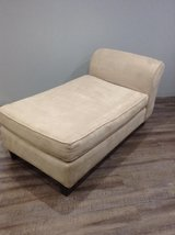 Hillcraft Furniture Chaise Lounge Sofa in Kingwood, Texas