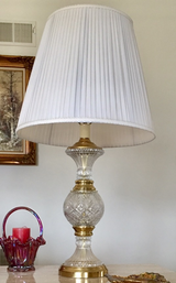 Lead Crystal Lamps in New Lenox, Illinois