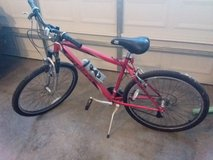 Men's red bike in Fort Campbell, Kentucky
