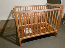 Baby crib without mattress in Ramstein, Germany