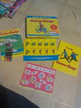 Curious George travel activity kit in Camp Lejeune, North Carolina