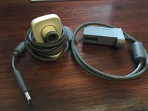 Xbox 360 Cam and HD Transfer Cable in Ramstein, Germany