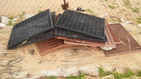 Free Racks for landscaping in Yucca Valley, California