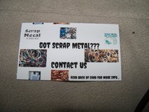 Free Scrap Removal in Glendale Heights, Illinois