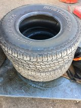 2 USED 31x10.50R15 in Naperville, Illinois