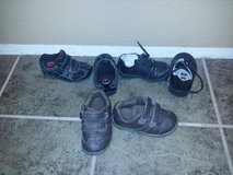 Size 7 shoes toddler in Travis AFB, California